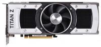 GIGABYTE GeForce GTX TITAN Z 706Mhz PCI-E 3.0 12288Mb 7000Mhz 768 bit 2xDVI HDMI HDCP