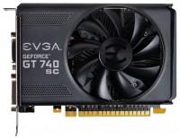 EVGA GeForce GT 740 1085Mhz PCI-E 3.0 2048Mb 5000Mhz 128 bit 2xDVI Mini-HDMI HDCP