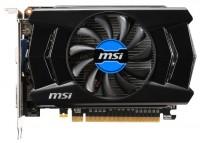 MSI GeForce GTX 750 1059Mhz PCI-E 3.0 2048Mb 5000Mhz 128 bit DVI HDMI HDCP