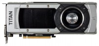 EVGA GeForce GTX TITAN Black 967Mhz PCI-E 3.0 6144Mb 7000Mhz 384 bit 2xDVI HDMI HDCP Signature