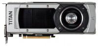 EVGA GeForce GTX TITAN Black 889Mhz PCI-E 3.0 6144Mb 7000Mhz 384 bit 2xDVI HDMI HDCP