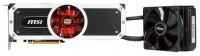 MSI Radeon R9 295X2 1018Mhz PCI-E 3.0 8192Mb 5000Mhz 1024 bit DVI HDCP
