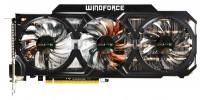 GIGABYTE GeForce GTX 770 1137Mhz PCI-E 3.0 4096Mb 7010Mhz 256 bit 2xDVI HDMI HDCP rev. 2.0