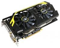 MSI Radeon R9 270X 1020Mhz PCI-E 3.0 2048Mb 5600Mhz 256 bit 2xDVI HDMI HDCP