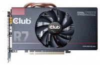 Club-3D Radeon R7 265 925Mhz PCI-E 3.0 2048Mb 5600Mhz 256 bit DVI HDMI HDCP