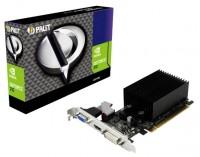 Palit GeForce 210 589Mhz PCI-E 2.0 1024Mb 1000Mhz 64 bit DVI HDMI HDCP Black Silent
