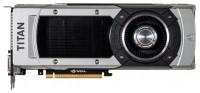ASUS GeForce GTX TITAN Black 889Mhz PCI-E 3.0 6144Mb 7000Mhz 384 bit 2xDVI HDMI HDCP
