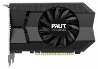 Palit GeForce GTX 650 1071Mhz PCI-E 3.0 1024Mb 5200Mhz 128 bit DVI Mini-HDMI HDCP Cool