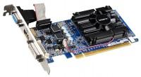 GIGABYTE GeForce 210 520Mhz PCI-E 2.0 1024Mb 1200Mhz 64 bit DVI HDMI HDCP rev. 5.0/ 6.0
