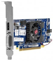 HP Radeon HD 7450 625Mhz PCI-E 2.1 1024Mb 1066Mhz 64 bit DVI HDCP