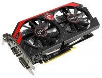 MSI GeForce GTX 750 1085Mhz PCI-E 3.0 1024Mb 5010Mhz 128 bit DVI HDMI HDCP