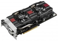 ASUS GeForce GTX 770 1058Mhz PCI-E 3.0 4096Mb 7010Mhz 256 bit 2xDVI HDMI HDCP