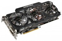 GIGABYTE Radeon R9 290X 1000Mhz PCI-E 3.0 4096Mb 5000Mhz 512 bit 2xDVI HDMI HDCP WindForce