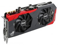 ASUS GeForce GTX 780 954Mhz PCI-E 3.0 3072Mb 6008Mhz 384 bit 2xDVI HDMI HDCP