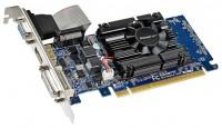 GIGABYTE GeForce GT 610 810Mhz PCI-E 2.0 1024Mb 1333Mhz 64 bit DVI HDMI HDCP rev. 1.0