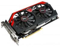 MSI GeForce GTX 780 Ti 1020Mhz PCI-E 3.0 3072Mb 7000Mhz 384 bit 2xDVI HDMI HDCP