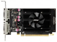 MSI GeForce 210 459Mhz PCI-E 2.0 1024Mb 532Mhz 64 bit 2xDVI HDCP