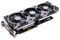 Inno3D GeForce GTX 780 Ti 1006Mhz PCI-E 3.0 3072Mb 7200Mhz 384 bit 2xDVI HDMI HDCP