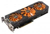 ZOTAC GeForce GTX 780 Ti 1006Mhz PCI-E 3.0 3072Mb 7200Mhz 384 bit 2xDVI HDMI HDCP