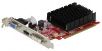 PowerColor Radeon HD 6450 625Mhz PCI-E 2.1 1024Mb 1334Mhz 64 bit DVI HDMI HDCP V3