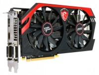 MSI Radeon R9 270 900Mhz PCI-E 3.0 2048Mb 5600Mhz 256 bit 2xDVI HDMI HDCP
