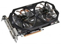 GIGABYTE Radeon R9 270 950Mhz PCI-E 3.0 2048Mb 5600Mhz 256 bit 2xDVI HDMI HDCP