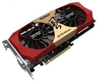 Palit GeForce GTX 760 980Mhz PCI-E 3.0 4096Mb 6008Mhz 256 bit 2xDVI HDMI HDCP