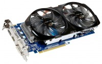 GIGABYTE Radeon R7 260X 1188Mhz PCI-E 3.0 2048Mb 6500Mhz 128 bit 2xDVI HDMI HDCP rev. 1.0