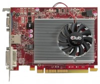 Club-3D Radeon R7 250 1050Mhz PCI-E 3.0 2048Mb 1800Mhz 128 bit DVI HDMI HDCP