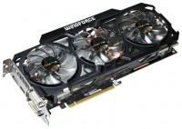 GIGABYTE GeForce GTX 770 1046Mhz PCI-E 3.0 4096Mb 7010Mhz 256 bit 2xDVI HDMI HDCP