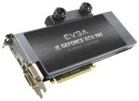 EVGA GeForce GTX 780 980Mhz PCI-E 3.0 3072Mb 6008Mhz 384 bit 2xDVI HDMI HDCP