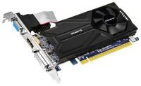 GIGABYTE GeForce GT 640 1046Mhz PCI-E 2.0 1024Mb 5000Mhz 64 bit 2xDVI HDMI HDCP
