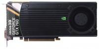 Inno3D GeForce GTX 760 980Mhz PCI-E 3.0 2048Mb 6000Mhz 256 bit 2xDVI HDMI HDCP