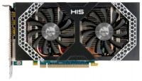HIS Radeon HD 7850 860Mhz PCI-E 3.0 2048Mb 4800Mhz 256 bit DVI HDMI HDCP iPower
