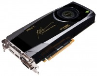 PNY GeForce GTX 680 1006Mhz PCI-E 3.0 4096Mb 6008Mhz 256 bit 2xDVI HDMI HDCP