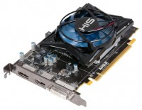 HIS Radeon HD 7750 800Mhz PCI-E 3.0 1024Mb 1333Mhz 128 bit DVI HDMI HDCP