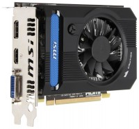 MSI Radeon HD 7730 800Mhz PCI-E 3.0 1024Mb 4500Mhz 128 bit DVI HDMI HDCP