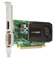 HP Quadro K600 PCI-E 2.0 1024Mb 128 bit DVI