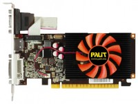 Palit GeForce GT 430 700Mhz PCI-E 2.0 1024Mb 1400Mhz 128 bit DVI HDMI HDCP Black Cool