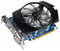 GIGABYTE GeForce GTX 650 1110Mhz PCI-E 3.0 1024Mb 5000Mhz 128 bit 2xDVI HDMI HDCP
