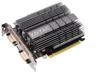 ZOTAC GeForce GT 630 750Mhz PCI-E 2.0 1024Mb 1333Mhz 128 bit 2xDVI Mini-HDMI HDCP