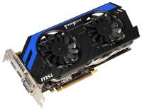 MSI GeForce GTX 670 1019Mhz PCI-E 3.0 2048Mb 6008Mhz 256 bit 2xDVI HDMI HDCP