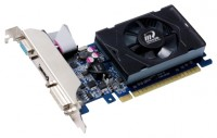 Inno3D GeForce GT 610 810Mhz PCI-E 2.0 1024Mb 1066Mhz 64 bit DVI HDMI HDCP