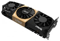Palit GeForce GTX 680 1084Mhz PCI-E 3.0 2048Mb 6300Mhz 256 bit 2xDVI HDMI HDCP