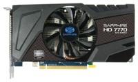 Sapphire Radeon HD 7770 1000Mhz PCI-E 3.0 1024Mb 4500Mhz 128 bit DVI HDMI HDCP