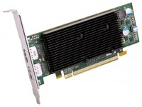 Matrox M9128 PCI-E 1024Mb 64 bit Low Profile