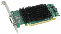 Matrox Millennium P690 PCI-E 256Mb 128 bit Low Profile