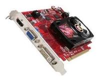 PowerColor Radeon HD 6570 650Mhz PCI-E 2.1 1024Mb 1334Mhz 128 bit DVI HDMI HDCP