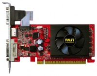 Palit GeForce 210 589Mhz PCI-E 2.0 1024Mb 1000Mhz 64 bit DVI HDMI HDCP