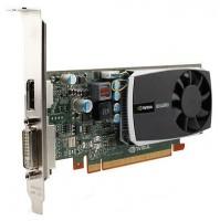HP Quadro 600 640Mhz PCI-E 2.0 1024Mb 1600Mhz 128 bit DVI